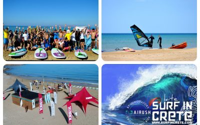 Surf in Crete | The Award for Excellence in Branding | Crete – Greece