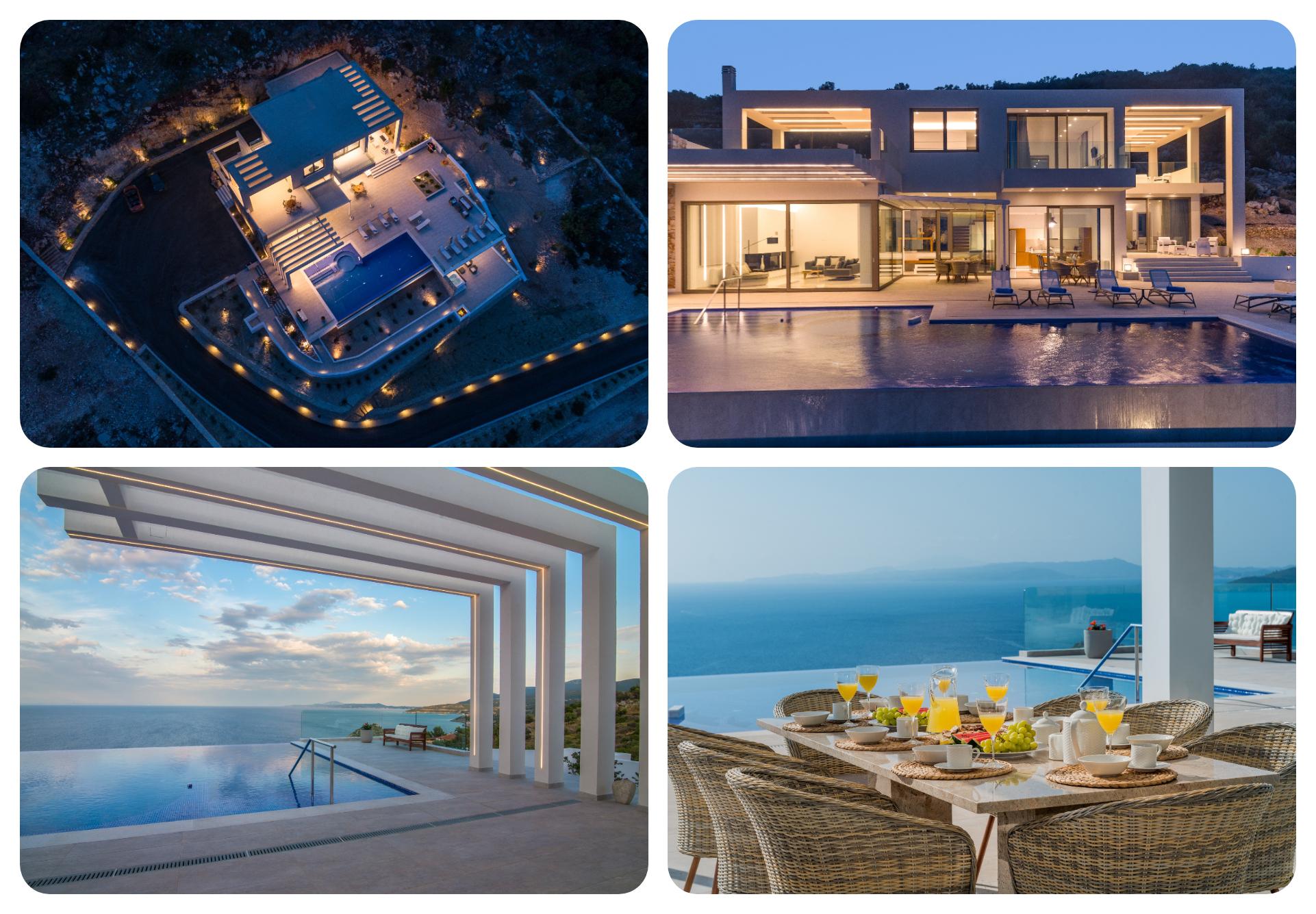 The Aurora Villa Greece