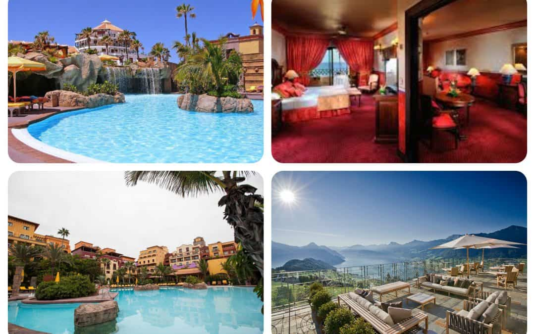 What is a Villa Hotel?