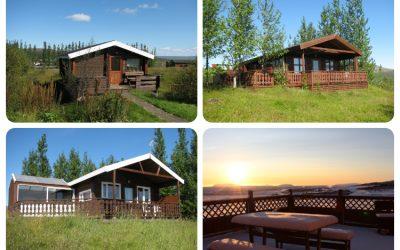 Úthlíd Cottages | Cottages | Iceland