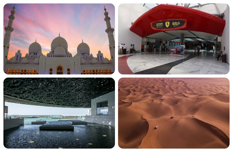 Abu Dhabi 7 Unmissable Attractions