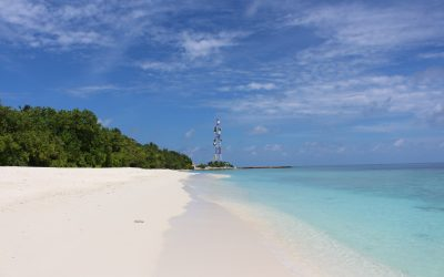 A Trip to the Paradise Called Maldives with Tasmai Dave