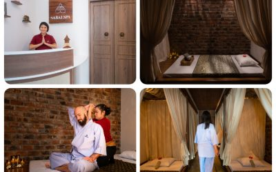 Sabai Spa | The Award for Excellence in Treatments | Peru