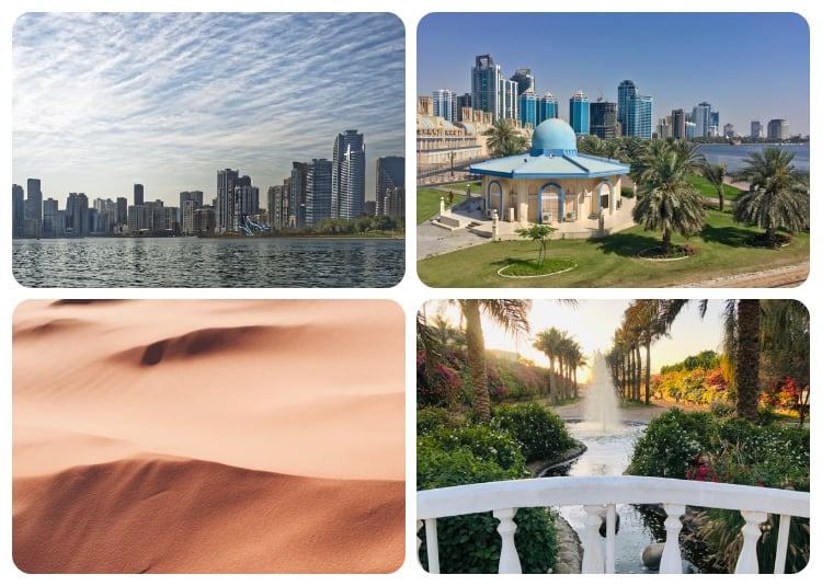 Sharjah | UAE's Hidden Gem