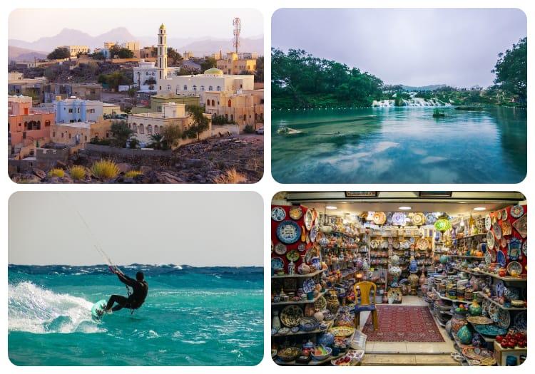 Oman | Top Five