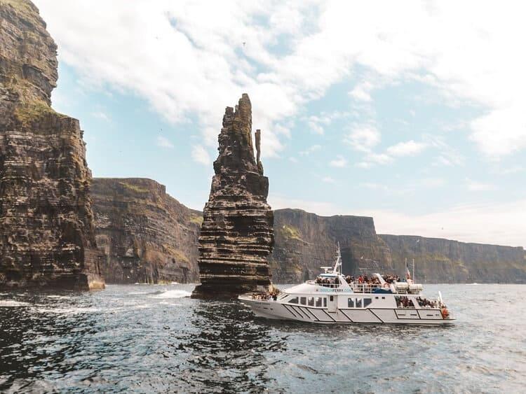 Doolin Express Ferry Destination