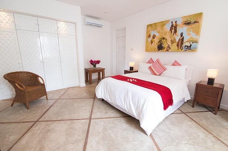 Alexander Hotel Room