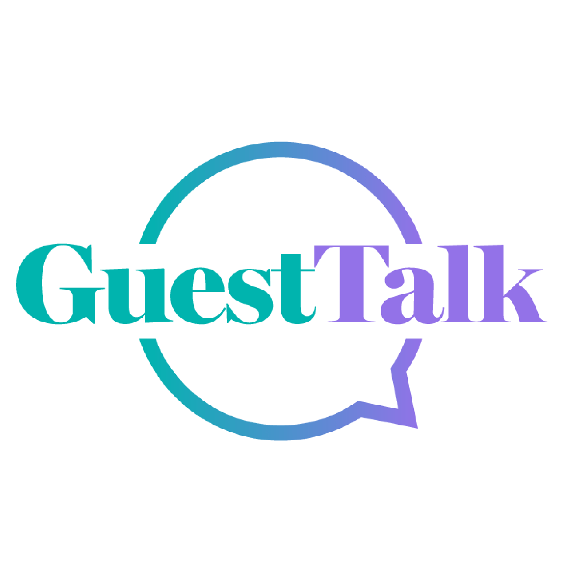 GuestTalk logo