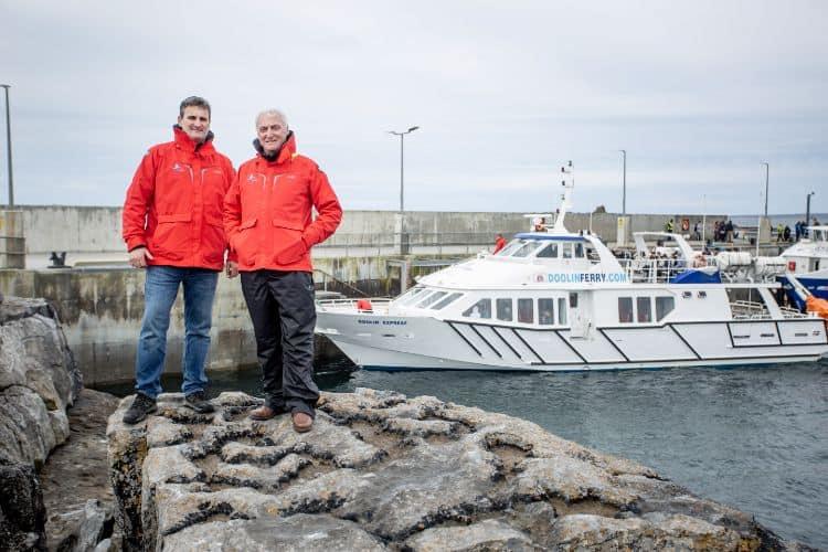 Doolin Ferry Boat