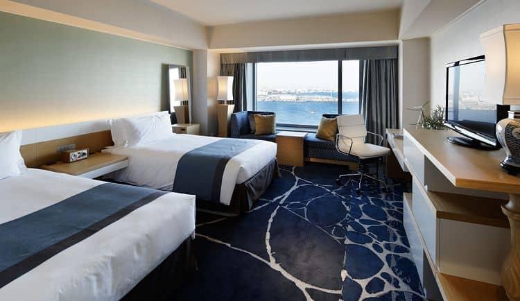Doyle Hotel Room
