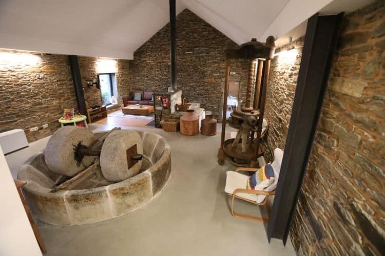 Quinta rooms