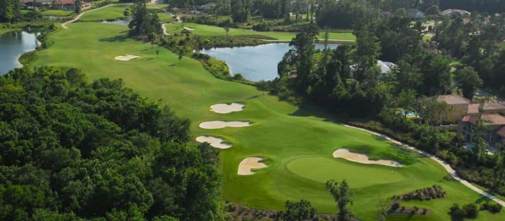 Hilton Golf Course Myrtle beach