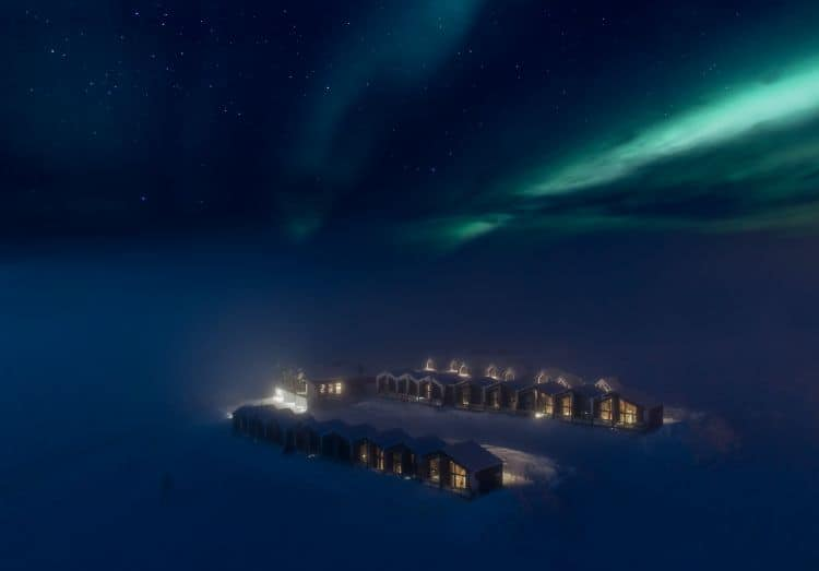 Star Arctic Hotel banner