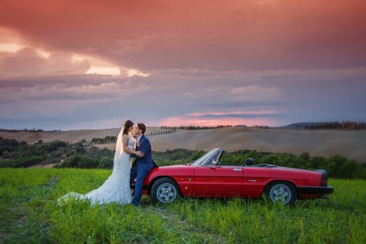Tuscany Sweet Dreams Wedding